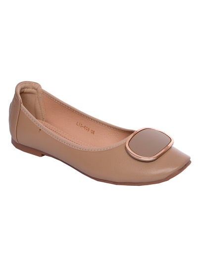 Women Pumps LIS-659 Beige