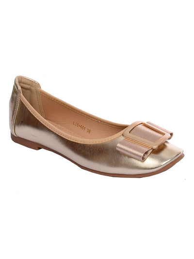 Women Pumps LIS-661 Gold