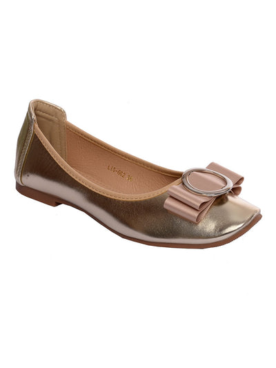 Women Pumps LIS-662 Gold