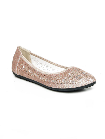Women Pumps LIS-664 Peach
