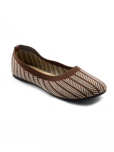 Women Pumps LIS-667 Brown