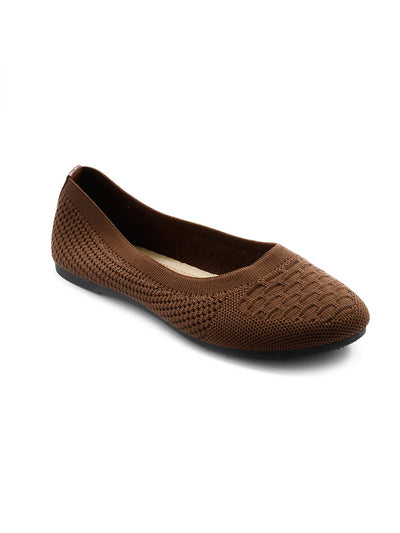 Women Pumps LIS-669 Coffee