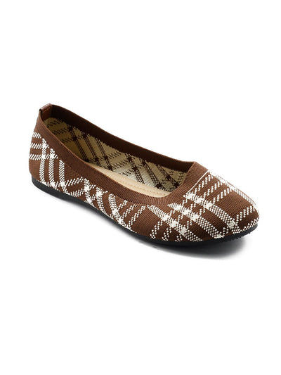 Women Pumps LIS-670 Brown