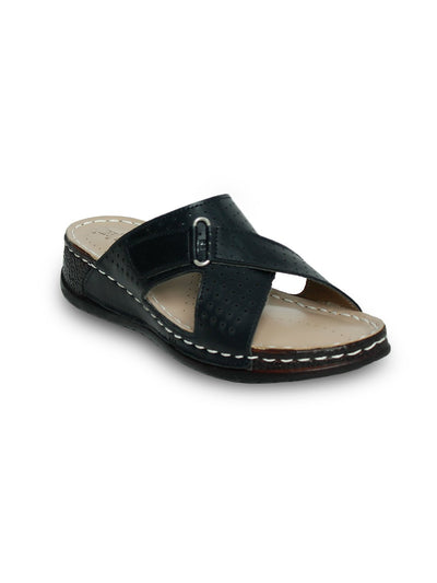 Black Slipper LLS-136