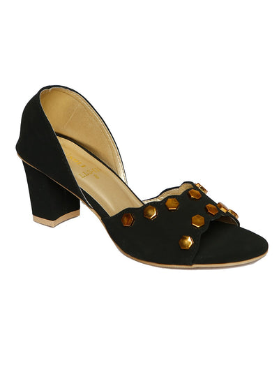 Women Heels LLS-139 Black