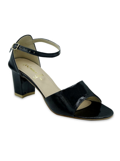 Black Women Sandal LLS-166