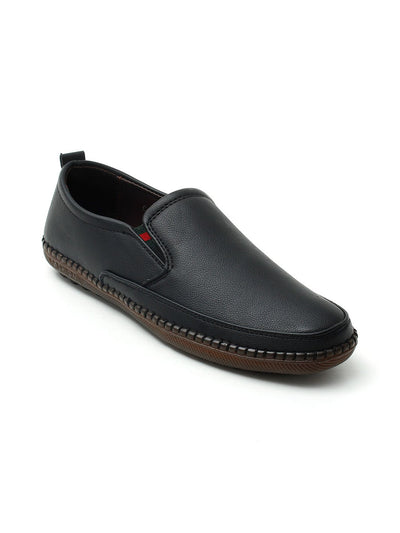Black Men Casual Shoes GLS-107