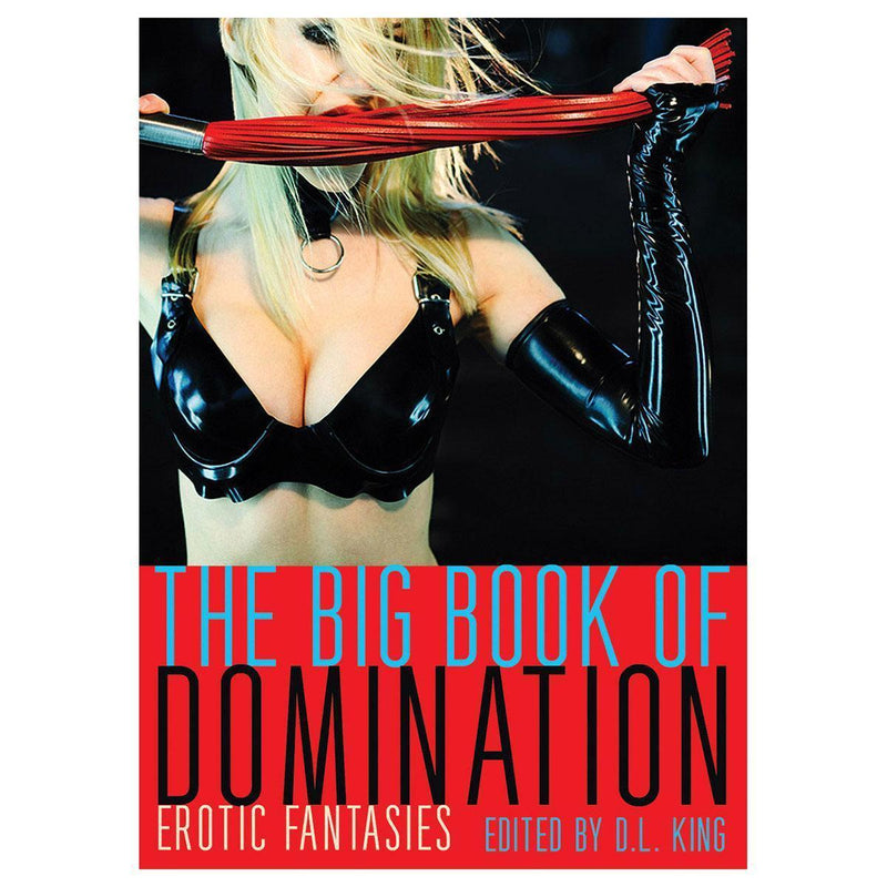 Cleis Press-Big Book of Domination-BOOKS