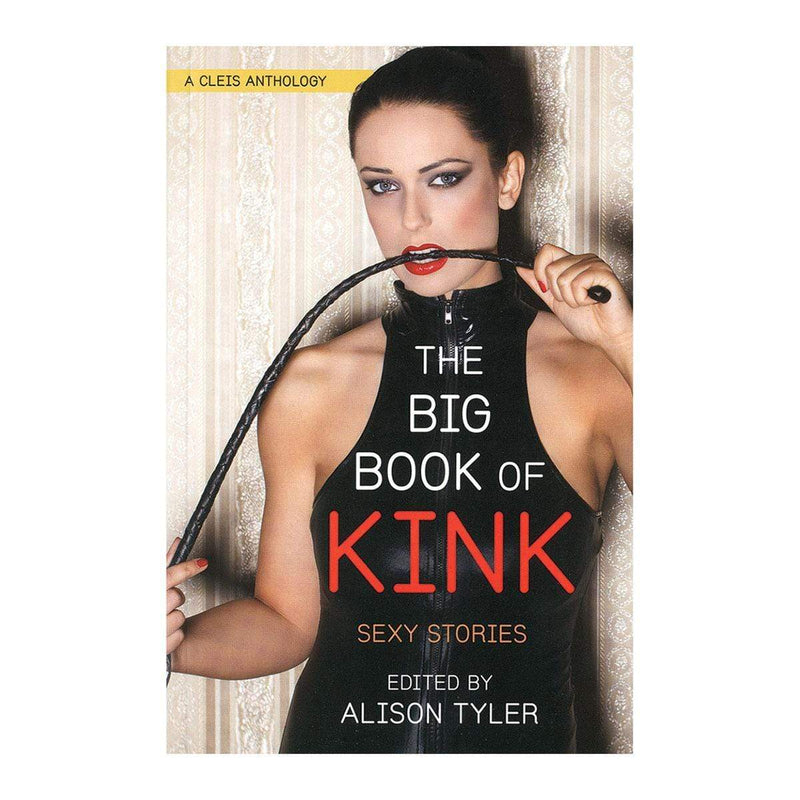 Cleis Press-Big Book of Kink-BOOKS