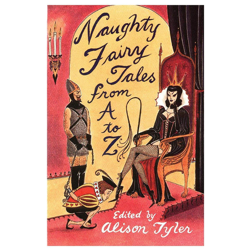 Penguin-Naughty Fairy Tales from A-Z-BOOKS