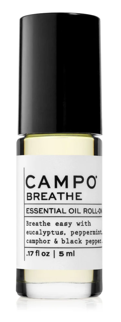 CAMPO Essential Oil Roll-On - BREATHE Blend