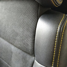 Load image into Gallery viewer, Custom Leather & Alcantara Seat Covers