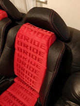 "Load image into Gallery viewer, Custom ""Bride"" Seat Covers"