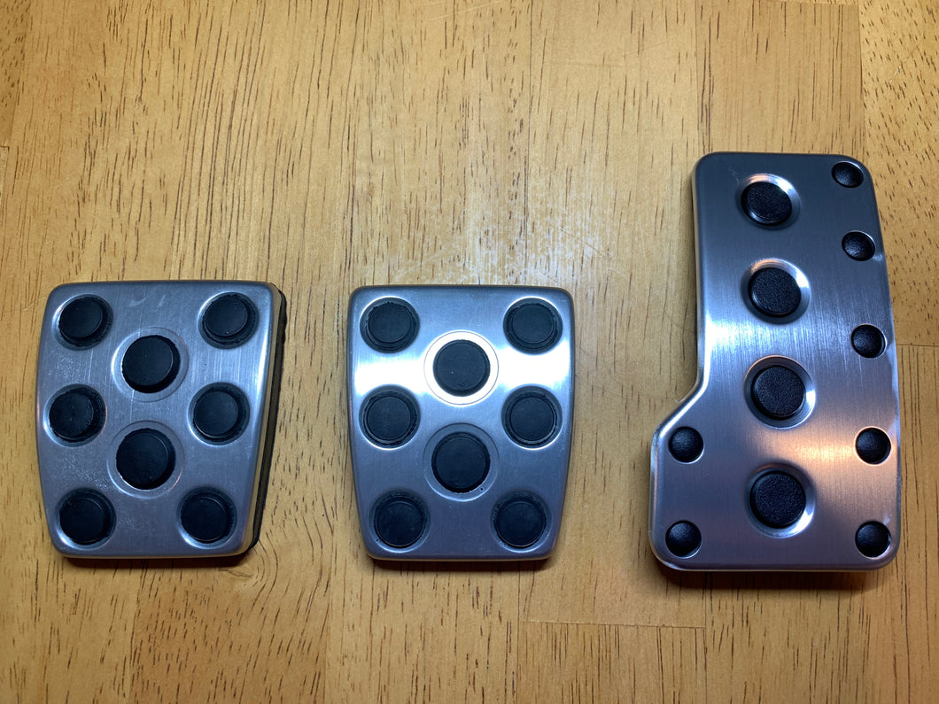 OEM Stainless Steel Pedal Set