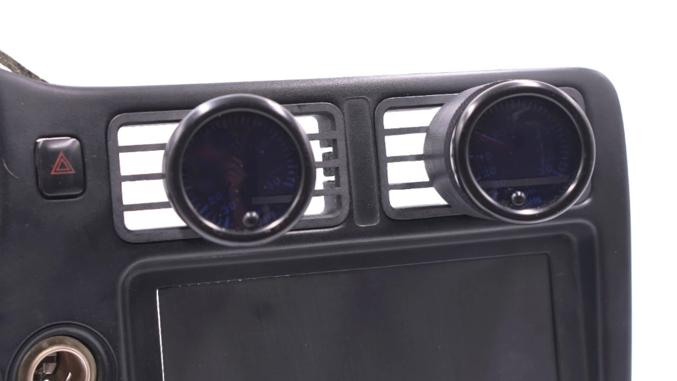 Vent Gauge Pod (52mm Center)