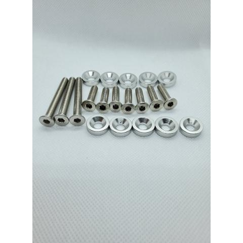 3SGTE Anodized Conical Valve Cover Bolt Kit