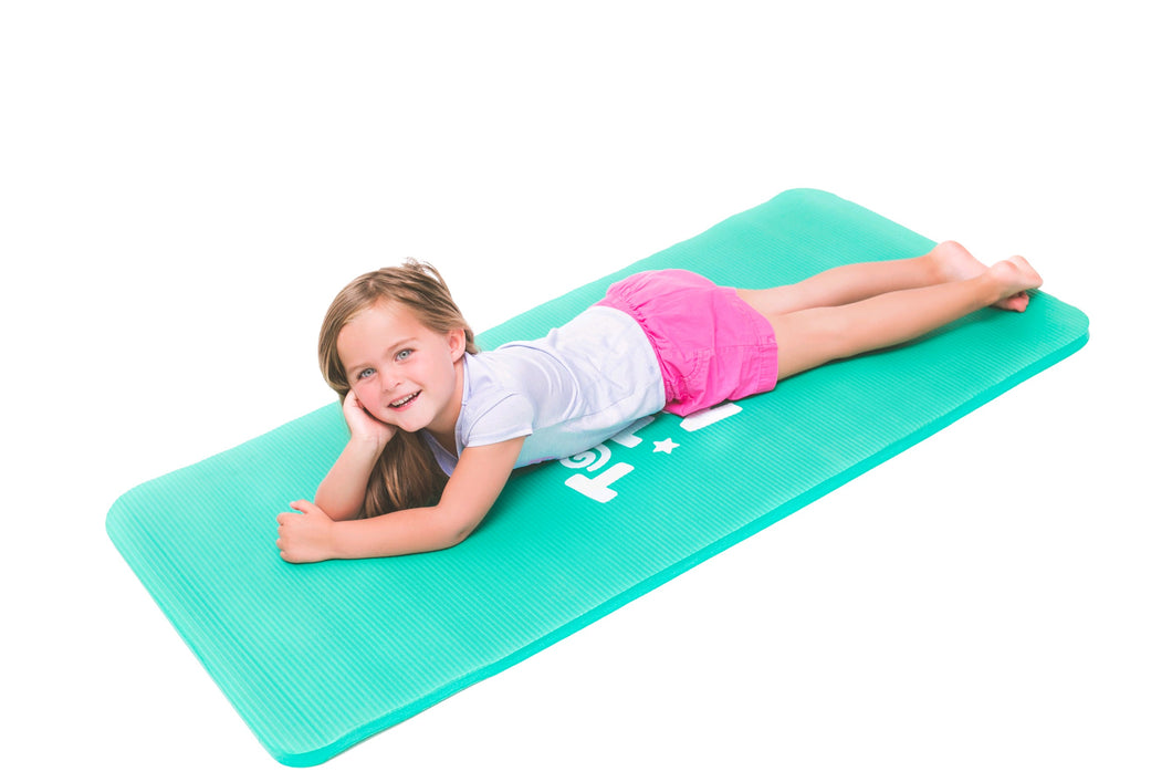 Tough Tot Mat - Teal