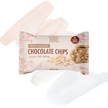 Load image into Gallery viewer, ChocZero White Chocolate Baking Chips-No Added Sugar 白朱古力烘焙粒