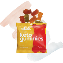 Load image into Gallery viewer, KissMyKeto Keto Gummies - 生酮熊仔糖Gummy Bear (22.5g)