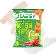 Load image into Gallery viewer, Quest Protein Chips Chilli Lime 辣椒青檸蛋白薯片