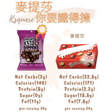 Load image into Gallery viewer, (預訂) 10包裝Keto Chocolate Dippers New Year Sale生酮朱古力麥提莎