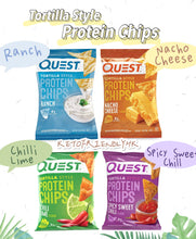 Load image into Gallery viewer, Quest Protein Chips Ranch 田園沙律味蛋白質薯片