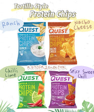 Load image into Gallery viewer, Quest Protein Chips Spicy Sweet Chili