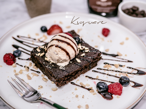 Keto and Co Keto Fudge Brownie Mix 生酮布朗尼預拌粉 290g