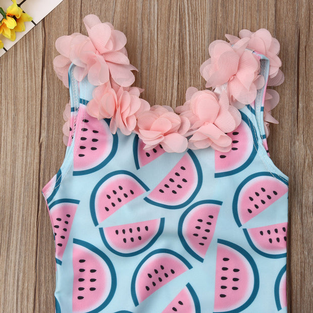 Watermelon Baby Bathing Suit