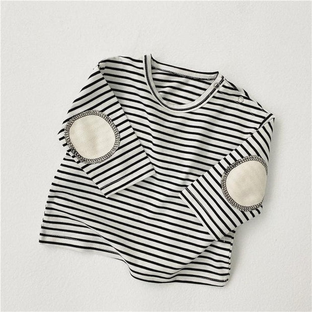 Striped Padded Top