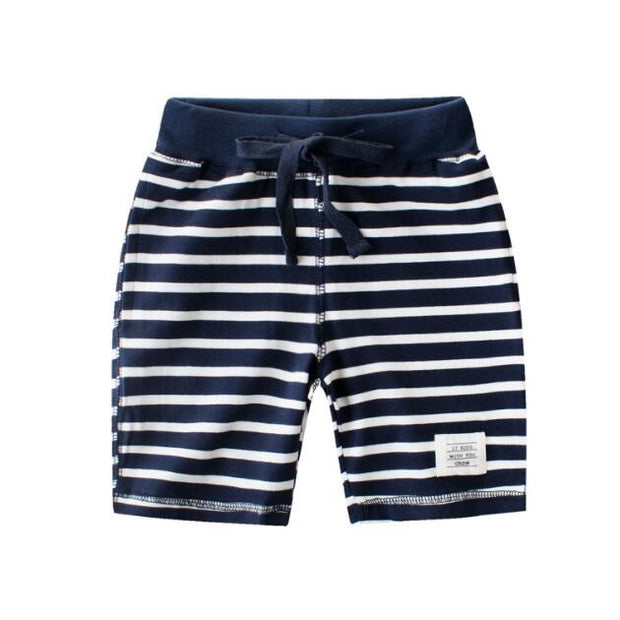 Boys Casual Cotton Shorts