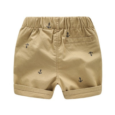 Anchor Chino Shorts