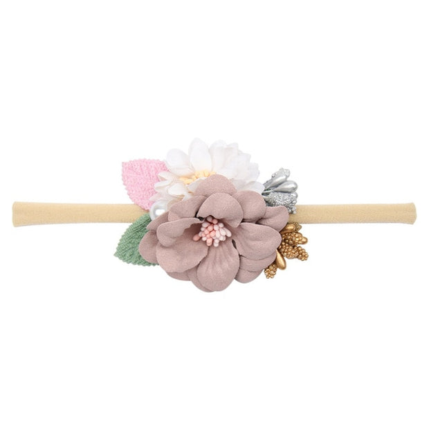 Artific Flower Headbands