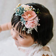 Soft Flower Headband