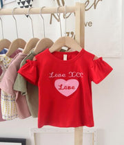 Short-Sleeved Love XCC Tee
