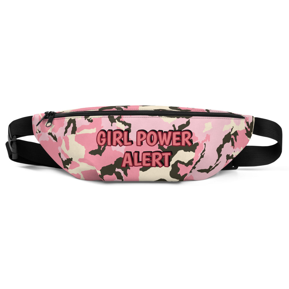 Girl Power Alert - Fanny Pack