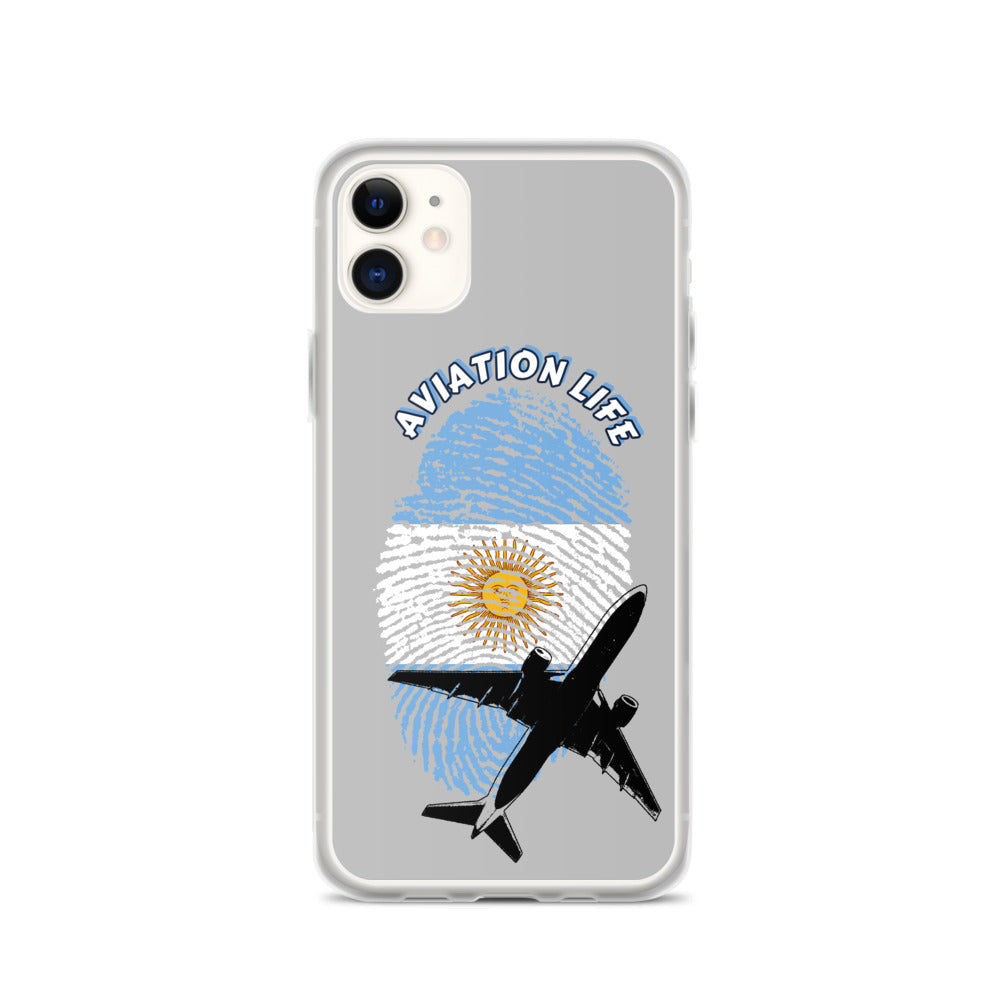 Argentina - Aviation Life iPhone Case