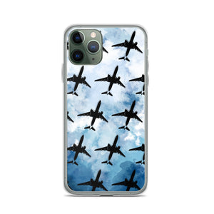 Commercial Aircrafts - iPhone Case