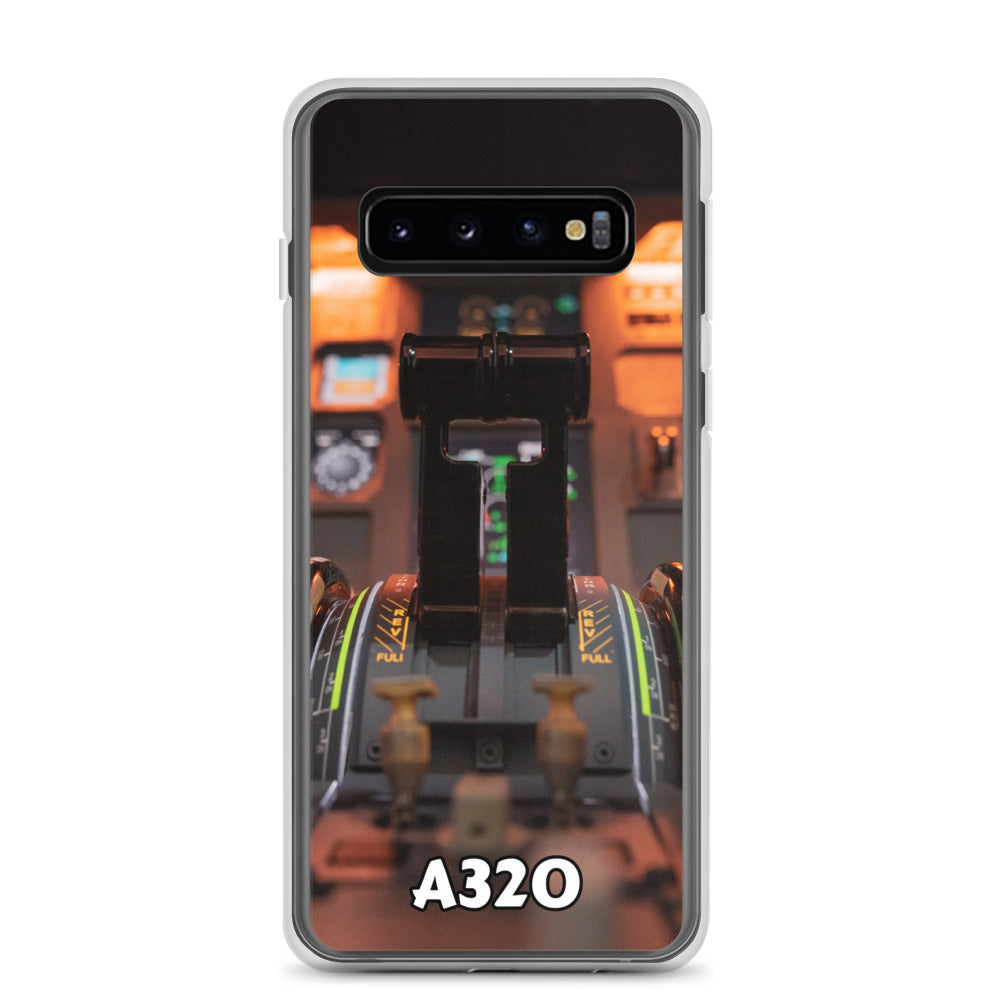 A320 Throttle - Samsung Case