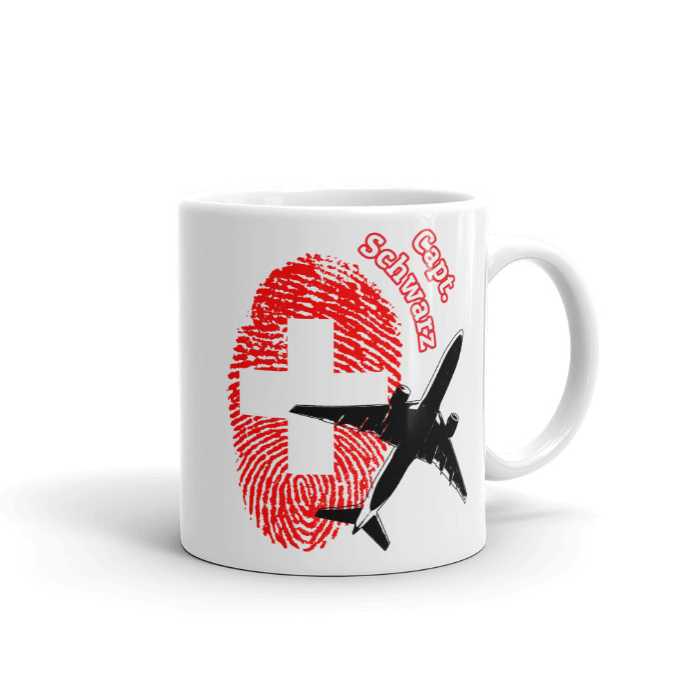 Switzerland - Custom Mug