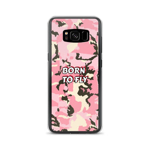 Born to Fly - Samsung Case
