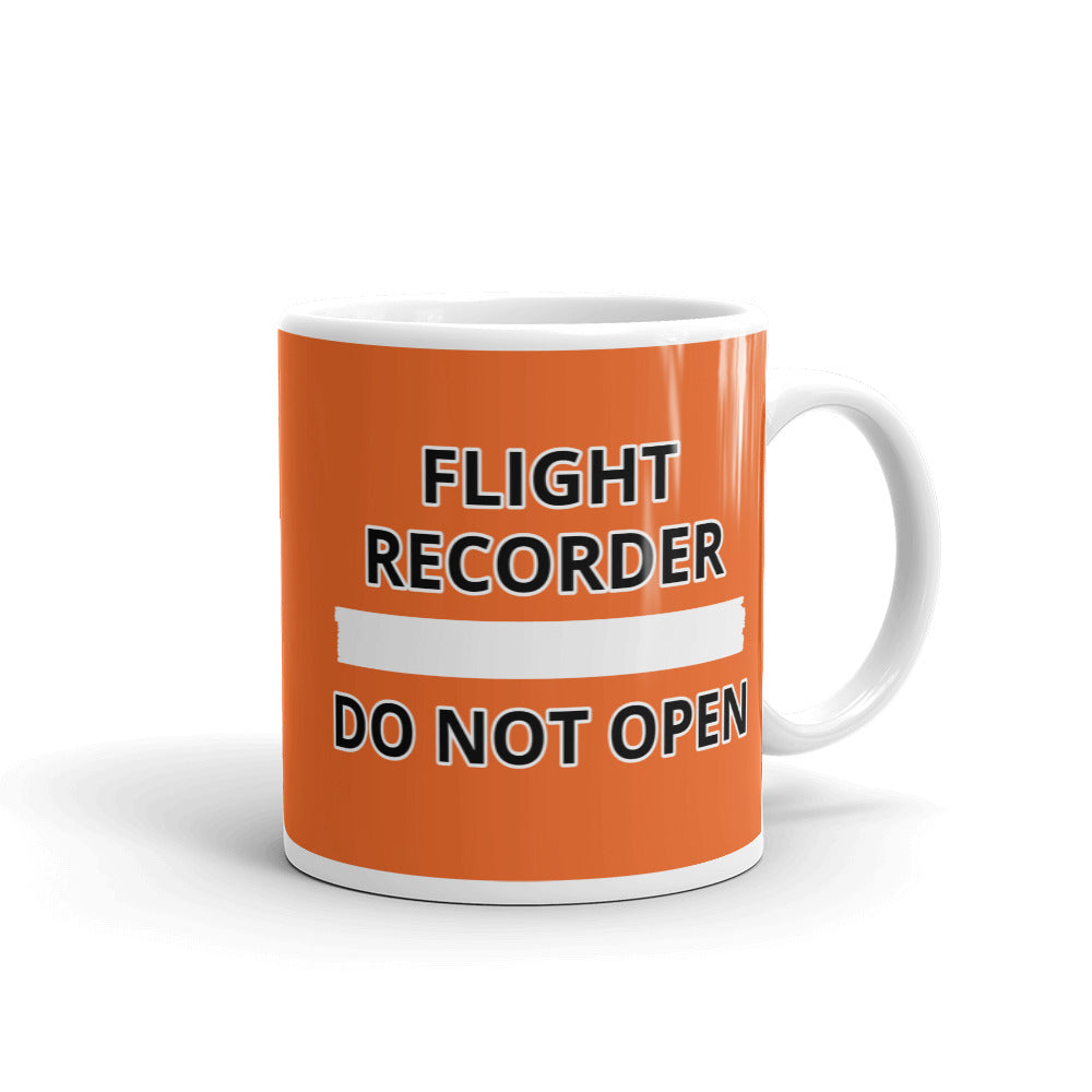 Flight Recorder - Mug