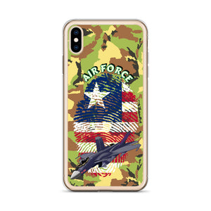 US Air Force iPhone Case