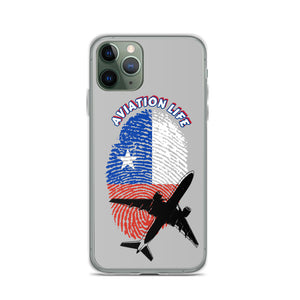Chile - Aviation Life iPhone Case