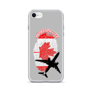 Canada - Aviation Life iPhone Case