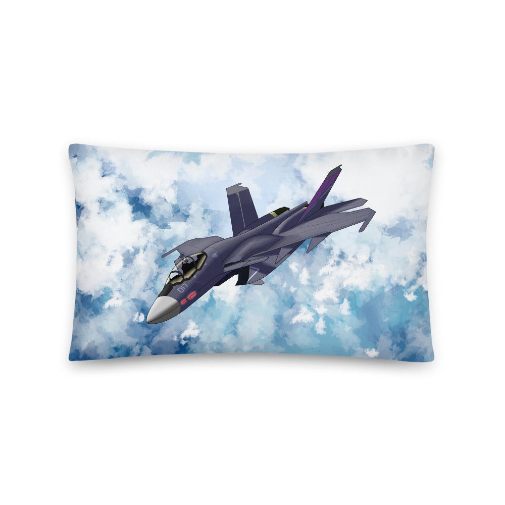 Air Force Throw Pillow