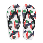 UAE - Cool Air Force Aircraft Flip Flops