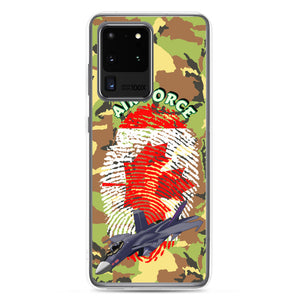 Canada Air Force - Samsung Case