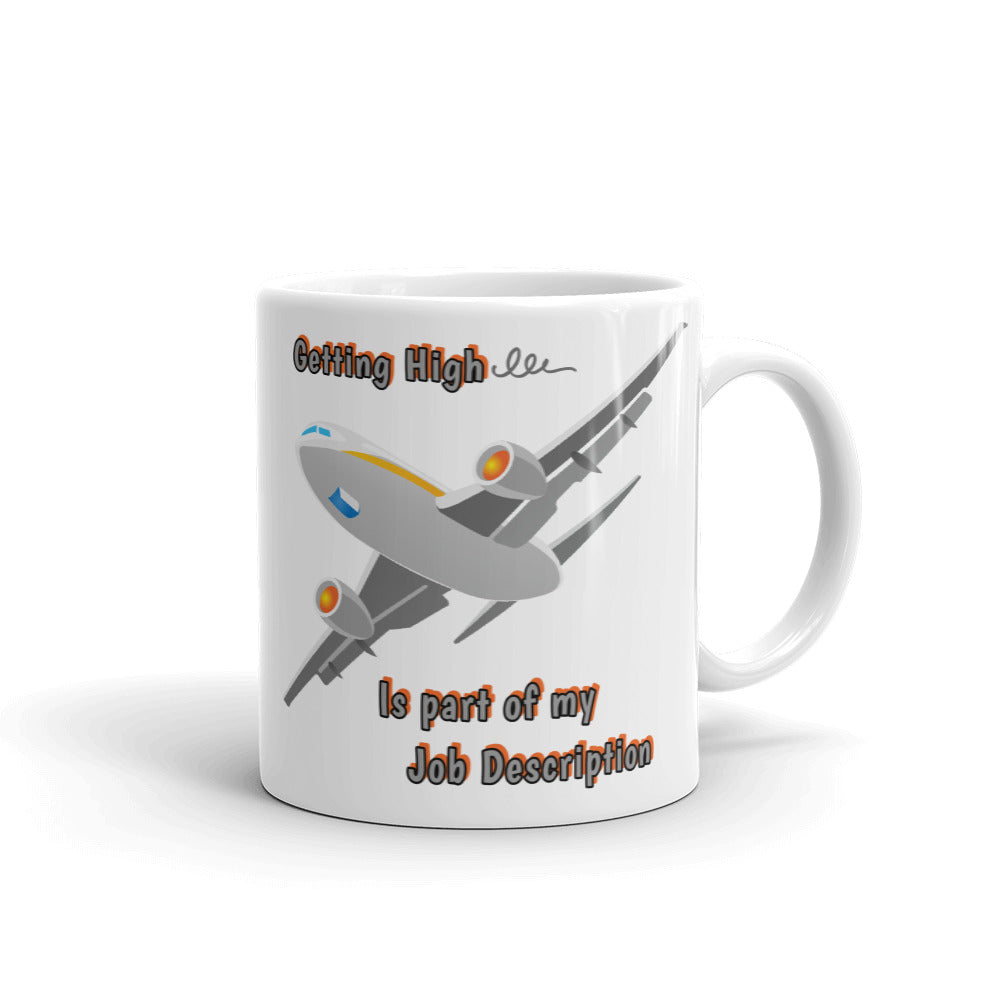 Flying High - Mug
