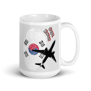 Korea - Custom Mug